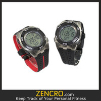 Cheap LCD Display 3D Pedometer Watch Calorie and Step Counter