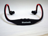 For Apple iPhone   cheap universal High Quality bluetooth earphone S9 Rechargeable Sports Blue tooth Headphone Stereo Headset Microphone for smart phone LG