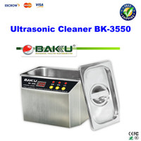 Wholesale Free ship V BAKU BK Ultrasonic Cleaner Cleaning machine