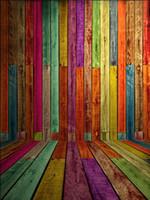 Wholesale 200cm cm cm cmBackground cloth doodle vintage walls photo background paper multicolour plank