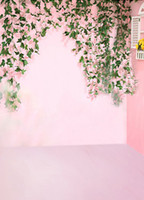 Wholesale 200CM CM backgrounds Scattered fragrant flowers hanging bright and imaginative photography backdrops photo LK