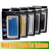 cigarette lighter case - Best Lighter Cigarette Wild Fire Case for iPhone S Lighter Case Chargeable Cover Case for iPhone s Lighter Cigarette seven eleven