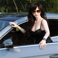 Woman Half Solid Female Sex Doll Car Girl Adult Silicone Dolls for Men Love Do Modern Female Life Size Half Solid Realistic Feeling SD064