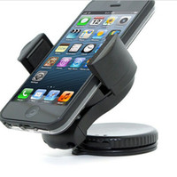 For Apple iPhone   Car Mount Holder Portable Mini Windshield Dashboard for iPhone 5S 5 5c 4s 4 samsung s2 s3 s4 Gps Mobile Phones