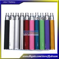 eGo-T Battery ego-t battery - Hot eGo T Battery Rechargeable eGo T Battery mAh mAh mAh Battery for EGO Series Electronic Cigarette E Cigarette E Cig Flydream