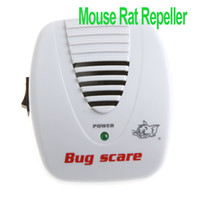 Mice rat - Electronic Ultrasonic Mouse Rat Repellent Repeller US Standard H8738
