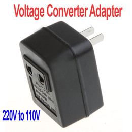 Wholesale 50W US AC Power V to V Voltage Converter Adapter H8721