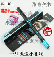 Eyeliner Be Normal size Genuine EU Europe and Mongolia Jin Black Tornado Waterproof Liquid Eyeliner Pen Eyeliner Pencil shipping