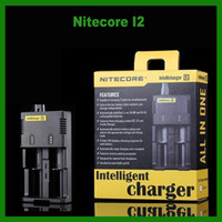 Wholesale Nitecore Charger Nitecore i2 Charger for AA AAA Battery Nitecore i2 Battery Charger