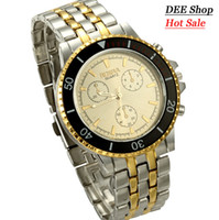 Dress batteries discs - Hot selling fashion strip rose gold disc pointer hot selling movement Rosra male Mens watch Cheap watch Male Watches