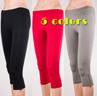 Wholesale Fitted Capri Workout Pants - Buy Cheap Fitted Capri ...