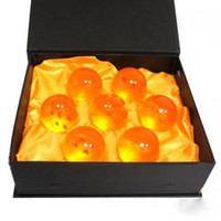 Wholesale animation dragonBall stars crystal ball set of new in box dragon ball Z complete