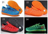 Mid Cut Men Summer Discount sneakers KD 6 Men sneaker Basketball Shoes KD VI Kevin Durant shoes best price