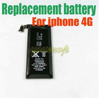 Wholesale Excellent Quality Replacement Battery For iphone G