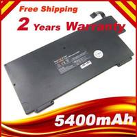 Wholesale Compatible Apple inch MacBook Air battery Apple A1245 Laptop Battery MacBook Air MB003LL A Inch battery