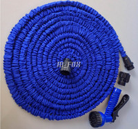 x hose - Expandable Hose X ft X ft X ft X Three Sizes with Sprayer Opitional Hoses Blue Water Garden Pipe Water Hoses