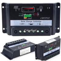 Wholesale Dropshipping A PWM Solar Panel Battery Regulator Charge Controller V V b7 SV004653