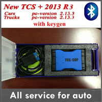 VW English Code Readers & Scan Tools 2013 R3 TCS CDP Pro PLUS Bluetooth for cars & trucks(Compact Diagnostic Partner )OBD diagnostic tool Scanner better than