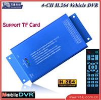 Wholesale Mini CCTV CH Realtime TF Card Mobile H d1 Car Vehicle DVR Recorder System Audio car dvr