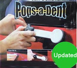 2017 repara coches shiping libre hace estallar una abolladura KIT Pops-A-Dent reparación de Ding de la abolladura del coche auto Popper repara coches outlet