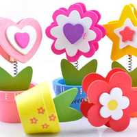 Wholesale Assorted Flower Pot Placecard Holders Set of Garden Wedding Favors Decorations Party Stuff Gifts Supplies