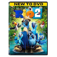 Wholesale Rio puzzle cartoon movie gift for Children children movie DHL