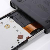 Wholesale USB External Slim Portable Optical DVD ROM Drive For Laptop PC DA0923
