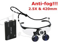 Cheap Manual antifog loupe with light Best No Yes LED Light Loupe
