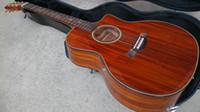 Wholesale K24 Solid Wood Guitar K24ce W O Pickups Koa Series Electric Acoustic guitar China Guitar