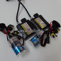 Wholesale HID Xenon Conversion Kit H1 H3 H4 H7 H9 H10 H11 H13 H27 hb3 hb4 HID Slim Ballast Single Beam Bulb Lamps