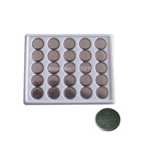 Wholesale CR2016 V Lithium Alkaline Cell Button Coin Battery or Watches In coin tray For clock with calculator407