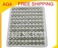 Wholesale Watch Battery AG4 G4 SR626 SR626SW LR626 watches Button Cell Battery Button407