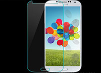 Wholesale S5 mm Premium Tempered Glass Film Screen Protector for Samsung Galaxy S3 S4 S5 Note NOTE i9300 i9500 i9600 n7100 n9000