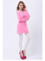 Wholesale 100 Cashmere Solid Color Cloak Sweater Knitted O neck Over Hip Overcoat Knitwear Asymmetric Hemming Lady Fashion Upper Garments