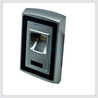 Wholesale mental waterproof fingerprint access control F101 with remote controller