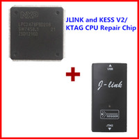 ECU Chip Tuning Programmer arm jtag programmer - J Link JLINK V8 ARM USB JTAG Adapter Emulator Plus KESS V2 KTAG CPU Repair Chip