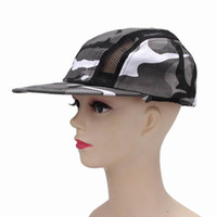 Wholesale Unisex Camouflage Caps Cotton Ball Caps Sunproof Hats Fit Travel Wear EEM