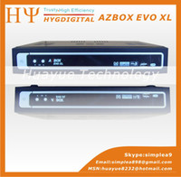 Wholesale AZbox EVO XL original digital satellite TV box for South American market