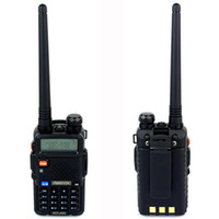 Wholesale 2014 LOOK Hot New Lowest Price Walkie Talkie RETEVIS RT R W CH UHF VHF DTMF Two Way Radio FREE SHIP
