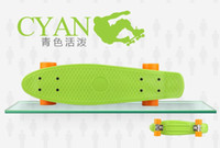 Long Board Plastic 22