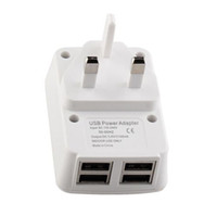 ipods - UK Plug Dual USB Power Adapter Charger For iPad iPhone iPods Samsung HTC