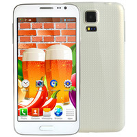 Wholesale Cheap i9600 Jiake G9006W inch Quad Band Android Dual Core MTK6572 GHz GB ROM Dual Sim Wifi GPS G Unlocked Smart Mobile Cell Phone