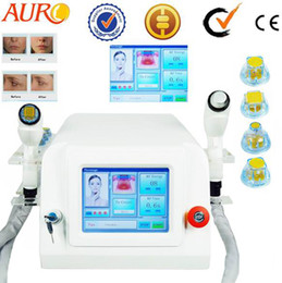 Wholesale Thermagic RF Fractional RF with heads for replacement skin tighten and wrinkle removal Cooling beauty machine AU