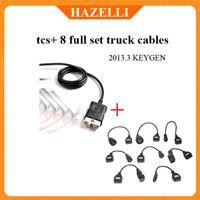 Cheap Car Diagnostic Cables and Connectors Diagnostic delphi Best For Opel DEL Auto CDP Delphi