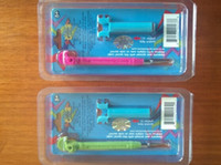 Wholesale L metal Hook mini L kit color with logo pink blue green