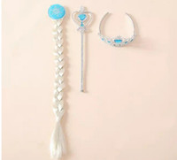 Pre- order Will In Stock On 20th. July Frozen Princess Elsa He...