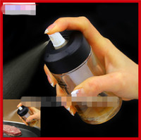 Wholesale 2014 New Glass Cooking Oil Mist Pump Bottle Oil Spray Sprayer Salad Dressing Olive