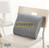 Waist Cushion booster seat - 5X Multi Purpose Memory Foam Seat Back Pain Support Cushion Car Lumbar Pain Height Height Booster
