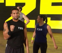 Cheap Wholesale -Workout T25 Focus MIB with Band 2014 Hot Reselling Factory Sealed