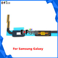 For Samsung   Wholesale Q0118 - 100pcs lot Home Connector Sensor Key Flex Cable for Samsung Galaxy Mega 6.3 i9200 i9205 i527 - Free DHL Shipping